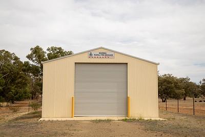 NSW RFS Marinna Fire Station