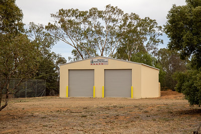 NSW RFS Brucedale Fire Station
