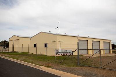 NSW RFS Junee Fire Station