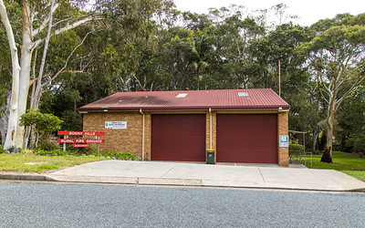 NSW RFS Bonny Hills Brigade