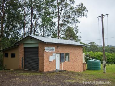 NSW RFS Rainbow Flat Fire Station