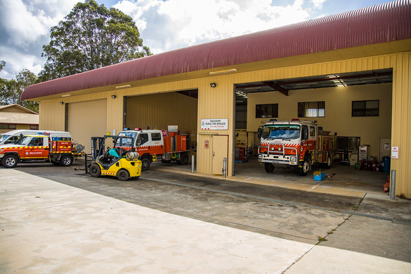 NSW RFS Wauchope Brigade