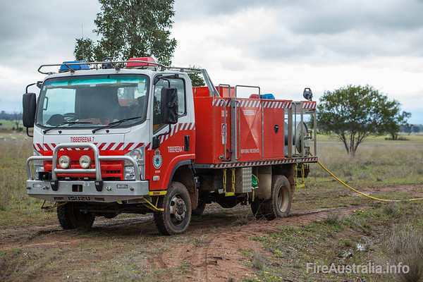 NSW RFS Tibbereena 7
