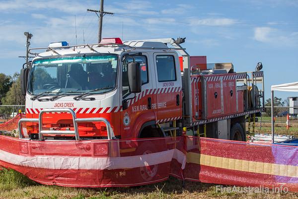 NSW RFS Jacks Creek 1