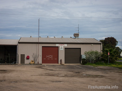 NSW RFS Narrabri HQ Fire Station