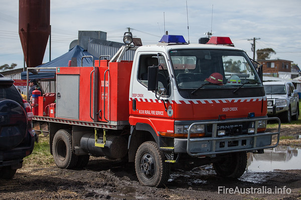 NSW RFS Deep Creek 7