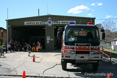 NSW RFS Appin Cat 1 Tanker
