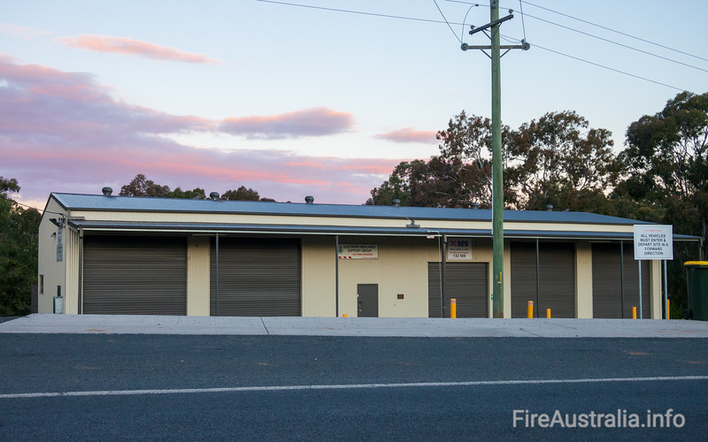 NSW RFS Southern Highlands - Picton EOC and Support Brigade