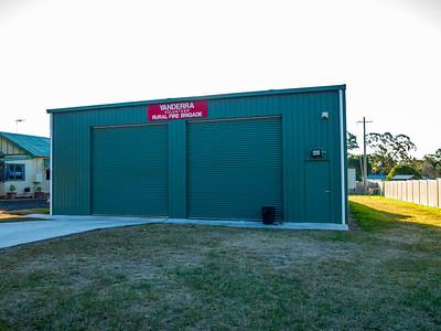 NSW RFS Yanderra Fire Station