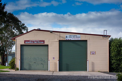 NSW RFS Apline-Aylmerton Fire Station