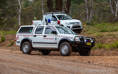 NSW Rural Fire Service - Group Support Vehicle, Southern Highlands Zone  Photo Nov 2013