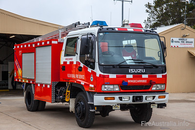 NSW Rural Fire Service - Wingello Pumper. Southern Highlands Zone  Photo Nov 2013