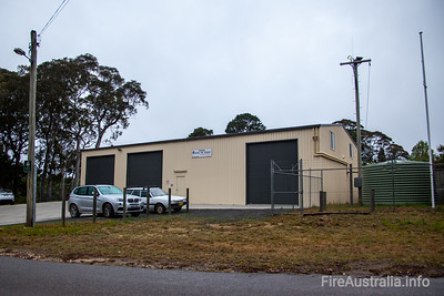 NSW Rural Fire Service - Penrose Fire Station. Southern Highlands Zone  Photo Nov 2013