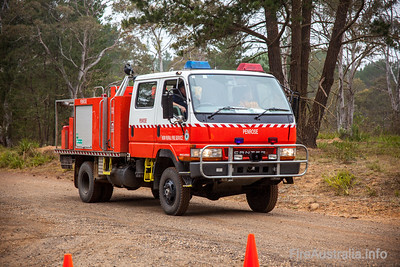 NSW Rural Fire Service - Penrose 7 Tanker. Southern Highlands Zone  Photo Nov 2013