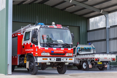 NSW RFS Wingecarribee Pumper