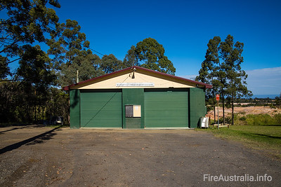 NSW RFS Maroota Brigade FIre Station