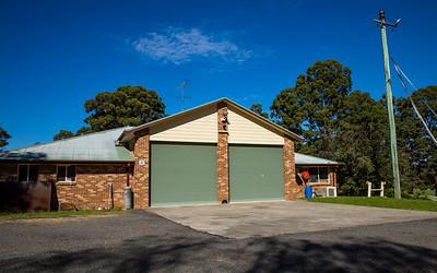 NSW RFS Glenorie Brigade FIre Station