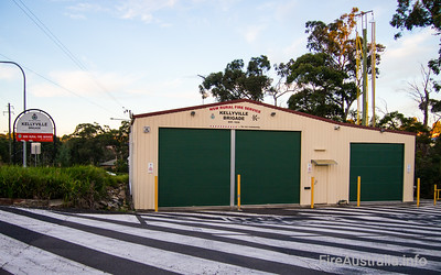 NSW Rural Fire Service - Kellyville Fire Station. The Hills District  Photo 2013