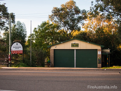 NSW Rural Fire Service - Glenhaven Fire Station. The Hills District  Photo 2013