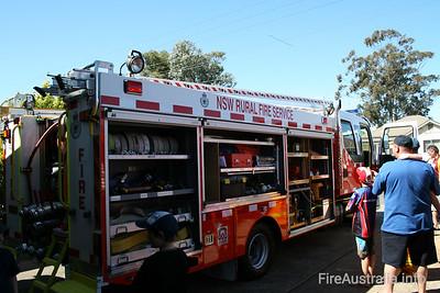 NSW RFS Albion Park Pumper