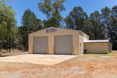 NSW RFS Ardlethan Fire Station