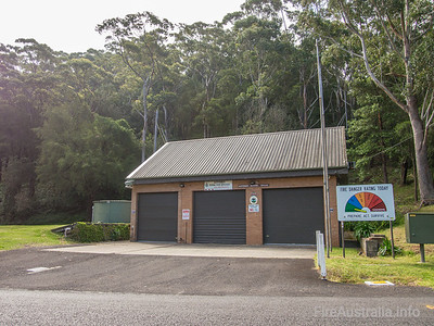 NSW RFS Austinmer Station