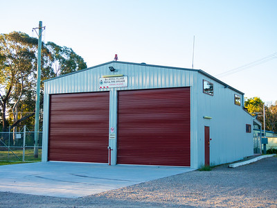 NSW RFS Balmoral Village Fire Station
