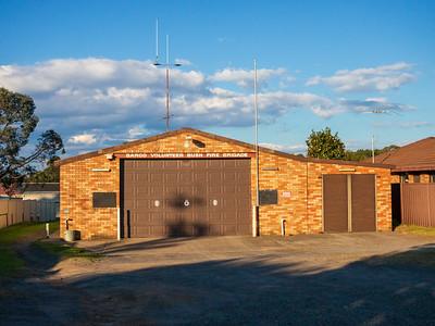 NSW RFS Bargo Fire Station