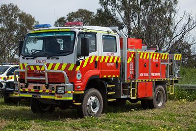 NSW RFS Bellata 1