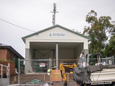 NSW RFS Berkeley Vale Fire Station