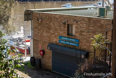 NSWRFS Berowra Waters Fire Station