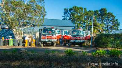 NSW RFS Bilpin Brigade FIre Station