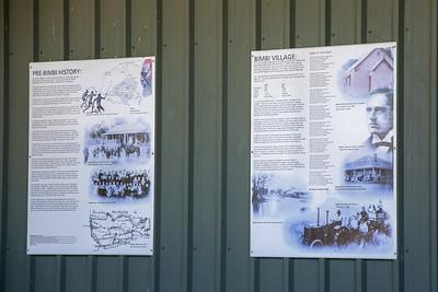NSW RFS Bimbi Fire Station