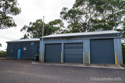 NSW RFS Blaxland Ridge Brigade FIre Station