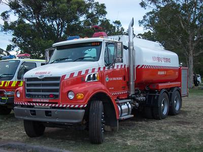 NSWRFS Bolwarra 13 - Bulk Water