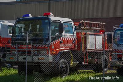 NSW Rural Fire Service - Bonny Hills Cat 1 Tanker.