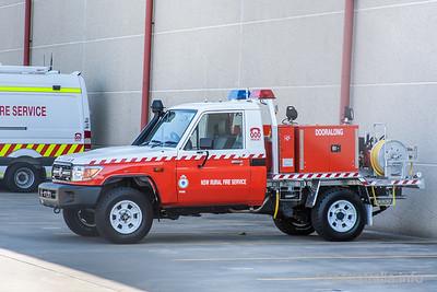 NSW RFS Dooralong 9