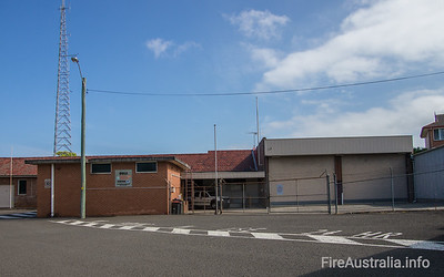 NSW RFS Bulli Station