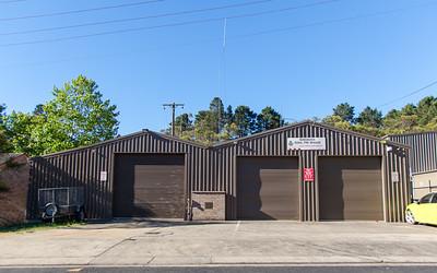 NSW RFS Bundanoon Fire Station
