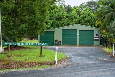 NSWRFS Burringbar Fire Station