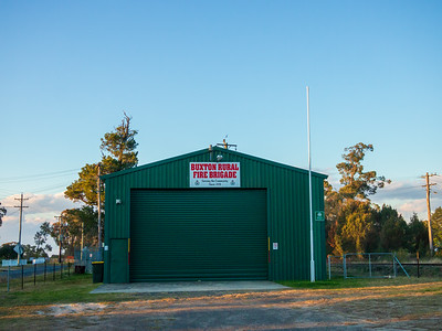 NSW RFS Buxton Fire Station