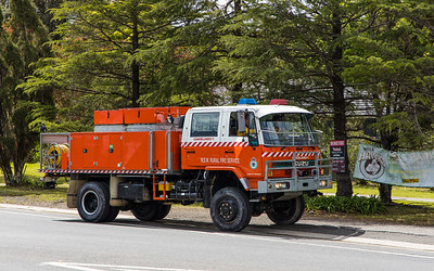 NSW RFS Canoelands 1 Tanker