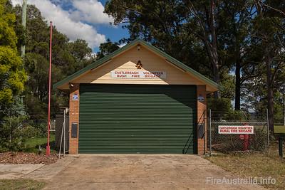 NSW RFS Castlereagh Fire Station