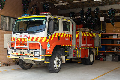 NSW RFS Coal and Candle 1B