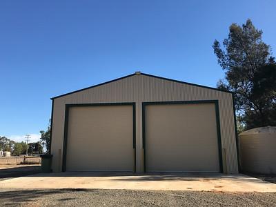 NSW RFS Conargo Fire Station
