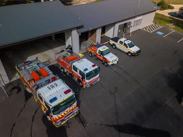 NSW RFS Davidson Brigade Fire Station