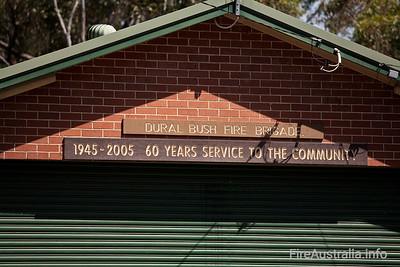 NSWRFS Dural Fire Station