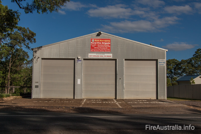 NSW RFS East Kurrajong Brigade FIre Station