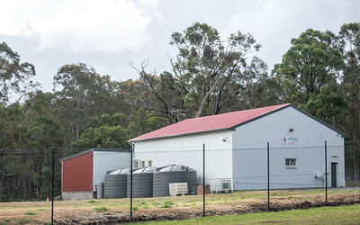 NSW RFS East Maitland Fire Station - located next to the Lower Hunter Fire Control Centre