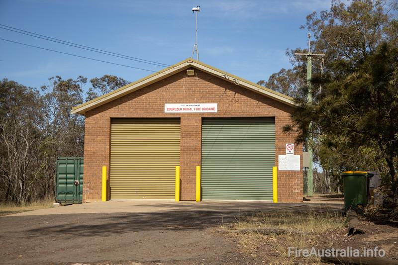 NSW RFS Ebenezer Fire Station
